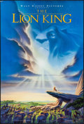 "Movie Posters:Animation, The Lion King (Buena Vista, 1994). One Sheet (27"" X 40"") SS Advance. Animation.. ..."