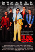 """Movie Posters:Crime, The Usual Suspects (Gramercy, 1995). One Sheet (27"""" X 40"""") DS.Crime.. ..."""