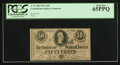Confederate Notes:1864 Issues, T72 50 Cents 1864.. ...