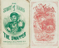 Books:Children's Books, [Children's Books]. In the Forest. [and:] The Story ofHans the Swapper. Boston: L. Prang & Co., 186...