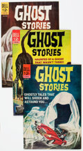 Silver Age (1956-1969):Horror, Ghost Stories Group of 61 (Dell, 1964-73) Condition: AverageVF+.... (Total: 61 Comic Books)