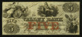 Obsoletes By State:Maryland, Hagerstown, MD- Valley Bank of Maryland $5 Apr. 1, 1856. ...