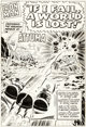 Don Heck and Mike Esposito (as Mickey Demeo) Tales of Suspense #66 Splash Page 1 Iron Man Original Art (Marvel, 19