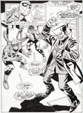 Original Comic Art:Splash Pages, Ross Andru, Mike Esposito, and Dave Hunt Amazing Spider-Man#158 Splash Page 17 Original Art (Marvel, 1976)....