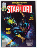 Magazines:Superhero, Marvel Preview #11 Star-Lord (Marvel, 1977) Condition: VF/NM....