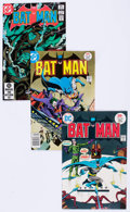 Bronze Age (1970-1979):Superhero, Batman #263-369 Complete Range Group (DC, 1975-84) Condition:Average FN....