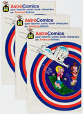 Bronze Age (1970-1979):Cartoon Character, Astro Comics #1978 Richie Rich and Casper File Copy Long Box Group(Harvey, 1978) Condition: Average VF/NM....