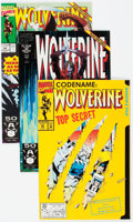 Modern Age (1980-Present):Superhero, Wolverine #43-56 Long Box Group (Marvel, 1991-92) Condition:NM-....