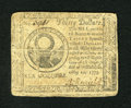 Colonial Notes:Continental Congress Issues, Continental Currency May 10, 1775 $30 Fine. This is the highestdenomination from the first Continental issue....