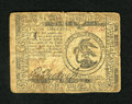 Colonial Notes:Continental Congress Issues, Continental Currency February 17, 1776 $3 Fine. Here is a lessfrequently seen denomination from this very popular emission....