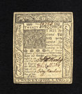 Colonial Notes:Delaware, Delaware January 1, 1776 20s Choice New. A very pleasing example of this scarcer high denomination note that is very well ma...