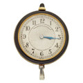 Timepieces:Pendant , C.H. Meylan 18k Gold, Diamond & Enamel Pendant Watch. ...