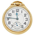 Timepieces:Pocket (post 1900), Elgin Grade 571 B.W. Raymond 21 Jewel. ...