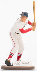 Baseball Collectibles:Others, Stan Musial Signed Gartlan Figure....