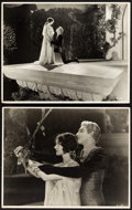 """Movie Posters:Miscellaneous, John Barrymore Lot (1920s). Photos (3) (11"""" X 14"""") & Trimmed Photo (10.5"""" X 13.5""""). Miscellaneous.. ... (Total: 4 Items)"""