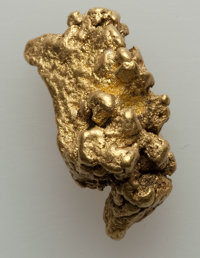 Gold Nugget. 20.81 grams, .7 ounce