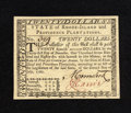 Colonial Notes:Rhode Island, Rhode Island July 2 1780 $20 Gem New. Four broad and even marginsare found on this wonderful piece of Rhode Island paper mo...