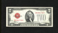 Small Size:Legal Tender Notes, Fr. 1504 $2 1928C Legal Tender Note. Very Choice Crisp Uncirculated.. Natural paper wave and bold embossing are found on thi...