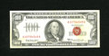 Small Size:Legal Tender Notes, Fr. 1551 $100 1966A Legal Tender Note. Extremely Fine.. This is the much tougher of the two Friedberg numbers for this desig...