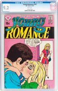 Bronze Age (1970-1979):Romance, Young Romance #167 (DC, 1970) CGC NM- 9.2 White pages....