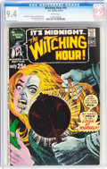 Bronze Age (1970-1979):Horror, The Witching Hour #16 (DC, 1971) CGC NM 9.4 White pages....