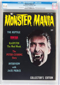Magazines:Horror, Monster Mania #1 (Renaissance Productions, 1966) CGC NM 9.4 Off-white to white pages....