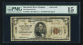 National Bank Notes:West Virginia, Bluefield, WV - $5 1929 Ty. 1 The Bluefield NB Ch. # 11109. ...