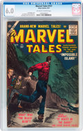 Silver Age (1956-1969):Horror, Marvel Tales #157 (Atlas, 1957) CGC FN 6.0 Off-white to whitepages....