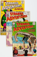 Silver Age (1956-1969):Science Fiction, Strange Adventures Group of 20 (DC, 1961-66) Condition: AverageVG/FN.... (Total: 20 Comic Books)