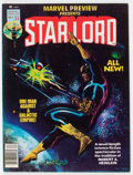 Magazines:Superhero, Marvel Preview #11 Star-Lord (Marvel, 1977) Condition: VF+....