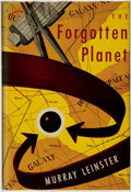 Books:Science Fiction & Fantasy, Murray Leinster (pseudonym of William Fitzgerald Jenkins). The Forgotten Planet. New York: Gnome Press Inc., [19...