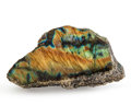 Lapidary Art:Carvings, Polished Labradorite. Madagascar. 5.12 x 3.15 x 2.19 inches(13.00 x 8.00 x 5.55 cm). ...
