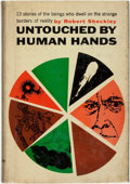 Books:Science Fiction & Fantasy, Robert Sheckley. SIGNED. Untouched by Human Hands: Thirteen Stories. New York: Ballantine Books, [1954]. ...