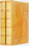 Books:Children's Books, A. A. Milne. The World of Pooh [together with:] The Worldof Christopher Robin. E. P. Dutton & Compa... (Total: 2Items)