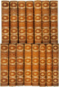 Books:World History, [Featured Lot]. William H. Prescott. Fifteen Uniformly BoundVolumes of Works by Prescott. Various publishers, [various date...(Total: 15 Items)