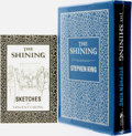 Books:Horror & Supernatural, Stephen King. LIMITED. The Shining. Subterranean Press,[2013]. ... (Total: 2 Items)