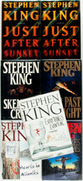 Books:Horror & Supernatural, Stephen King. Group of Seven First Edition Short Story Collections. Various publishers and dates.... (Total: 7 Items)