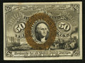 Fractional Currency:Second Issue, Fr. 1316 50¢ Second Issue Choice About New.. ...