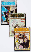 Bronze Age (1970-1979):Horror, Ghosts Group of 58 (DC, 1971-82) Condition: Average VF.... (Total:58 Comic Books)