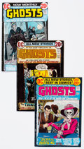 Bronze Age (1970-1979):Horror, Ghosts Group of 34 (DC, 1972-80) Condition: Average VG.... (Total:34 Comic Books)