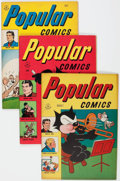 Golden Age (1938-1955):Miscellaneous, Popular Comics Group of 11 (Dell, 1946-48).... (Total: 11 Comic Books)