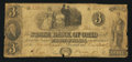 Obsoletes By State:Ohio, Cleveland, OH- State Bank of Ohio - Cleveland Branch Counterfeit $3Mar. 3(?), 1848. ...