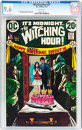 Bronze Age (1970-1979):Horror, The Witching Hour #25 (DC, 1972) CGC NM+ 9.6 White pages....