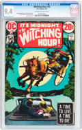 Bronze Age (1970-1979):Horror, The Witching Hour #29 (DC, 1973) CGC NM 9.4 Off-white to whitepages....