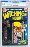 Bronze Age (1970-1979):Horror, The Witching Hour #30 (DC, 1973) CGC NM 9.4 Off-white to whitepages....