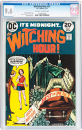 Bronze Age (1970-1979):Horror, The Witching Hour #37 (DC, 1973) CGC NM+ 9.6 Off-white to whitepages....