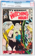 Bronze Age (1970-1979):Horror, The Witching Hour #18 (DC, 1971) CGC NM 9.4 Off-white to whitepages....