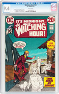 Bronze Age (1970-1979):Horror, The Witching Hour #23 (DC, 1972) CGC NM 9.4 White pages....