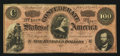 Confederate Notes:1864 Issues, T65 $100 1864 PF-1 Cr. 491.. ...