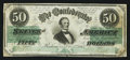 Confederate Notes:1862 Issues, T50 $50 1862 PF-9 Cr. 355.. ...